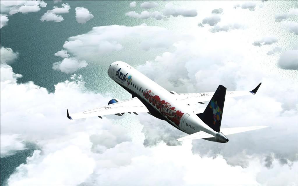 [FS9] Um voo de Suflair 05-10