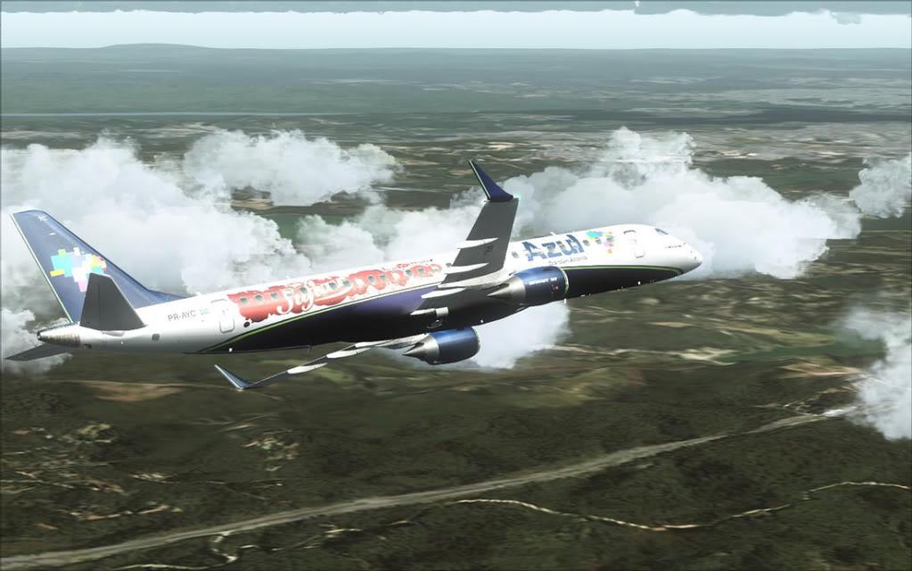 [FS9] Um voo de Suflair 06-10