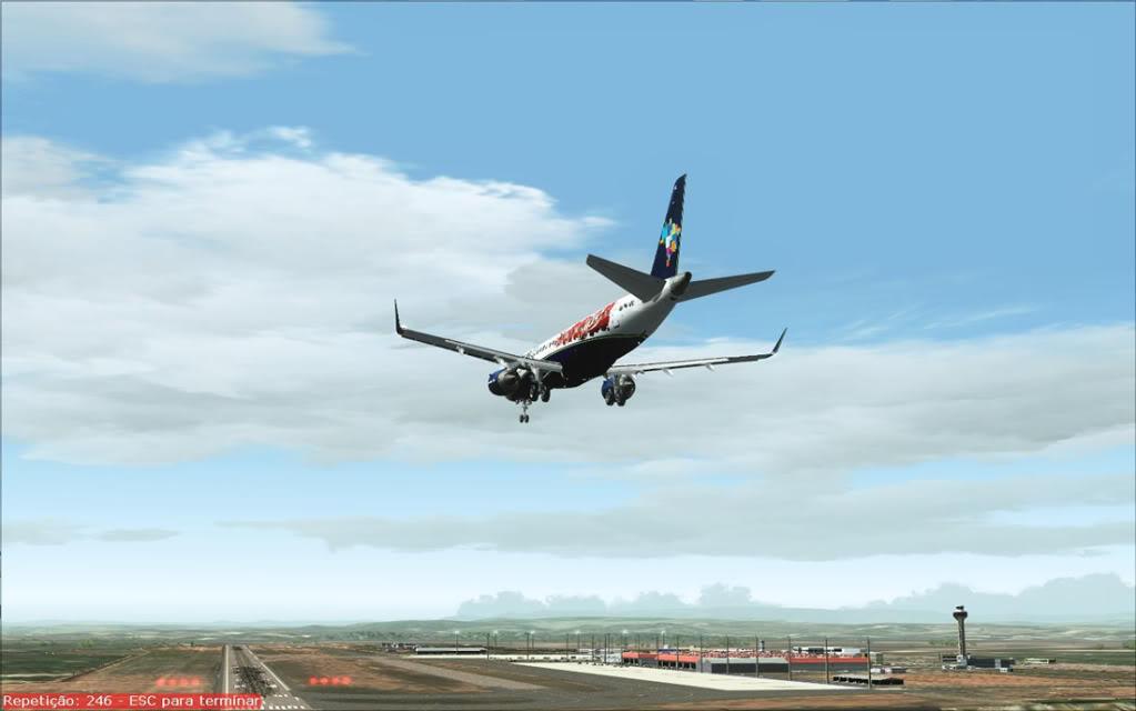 [FS9] Um voo de Suflair 09-9