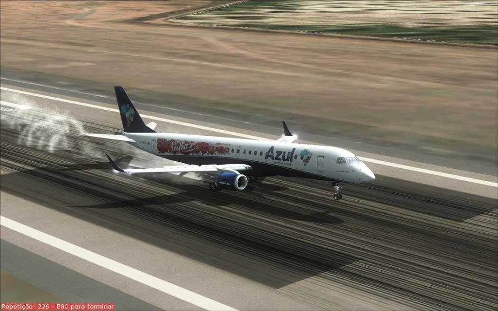 [FS9] Um voo de Suflair 10-9