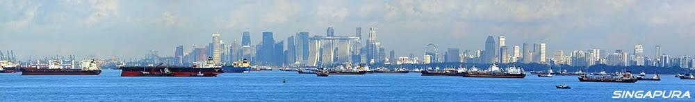[FS9] Rotina de uma operação cargueira! Singapura