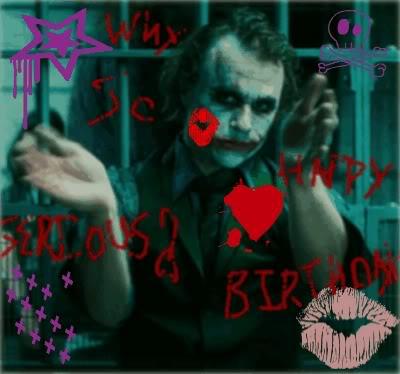 Votre anniversaire! U