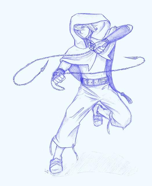 Algunos dibujos... Phoenix_ii_by_kohaku_93-d4r6jz1