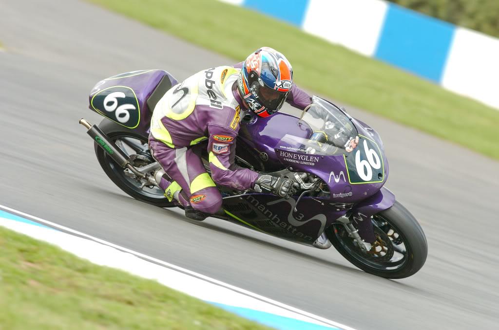 Donington British GP 2004