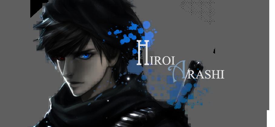 Hiroi Arashi