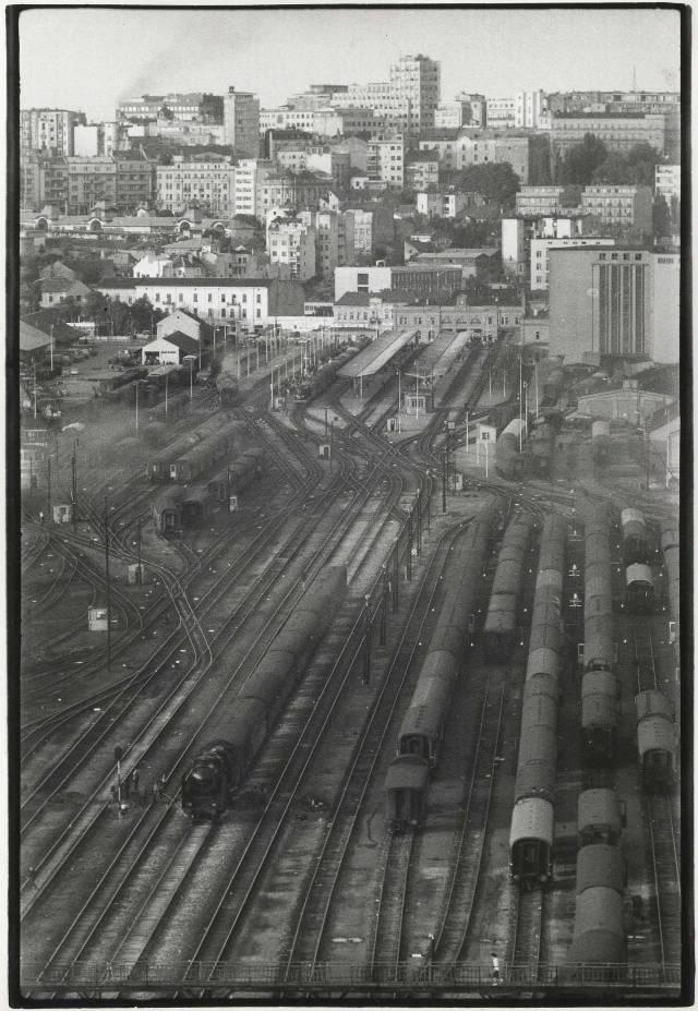 Istorija Beograda Zeleznicka_stanica1965