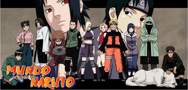 Naruto Mundo