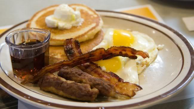 Alimentos no aptos para un desayuno saludable Desayuno-graso