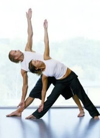Ejercicios recomendados para la artritis Yogaenpareja