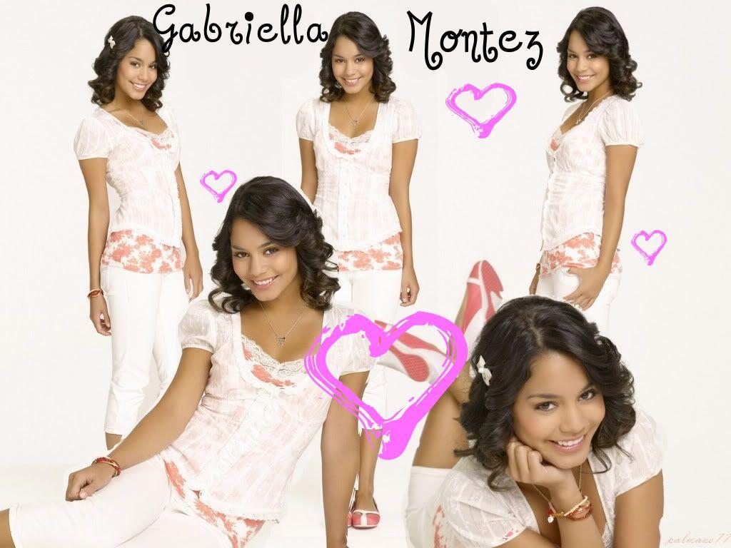 """High school musical"" 1,2,3 Gabriellamontez1-1"