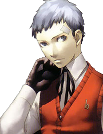 [Normal] Mafia Persona 3 Vol. 2 Akihiko