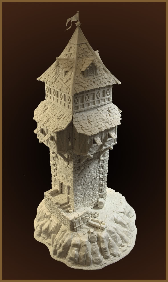 Tabletop Scenery - Page 11 Tower1