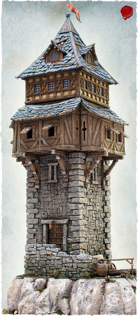 Tabletop Scenery - Page 20 Tower1_zps3zqkfbdv