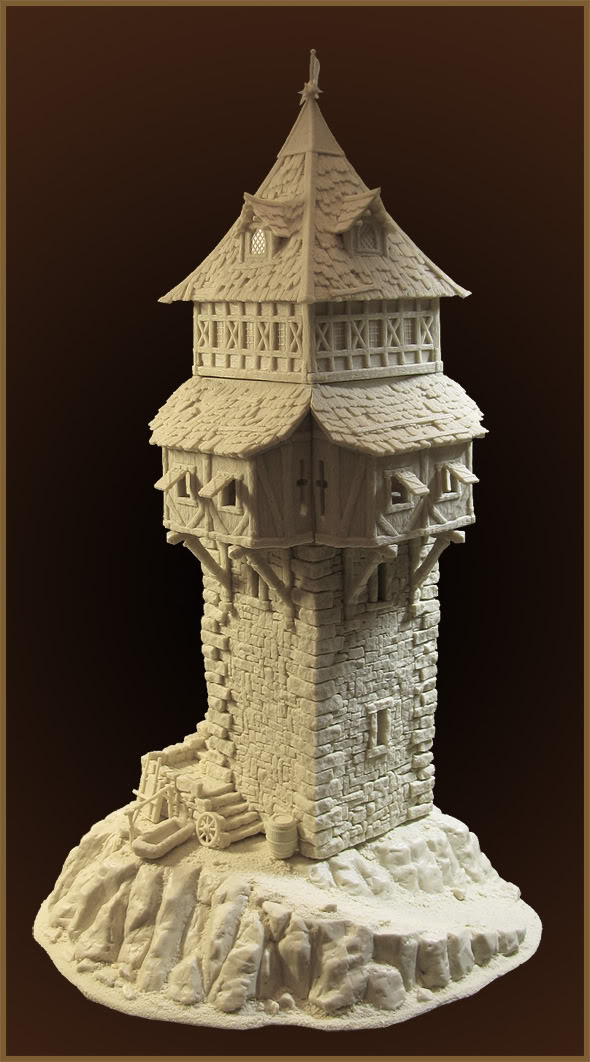Tabletop Scenery - Page 11 Tower2