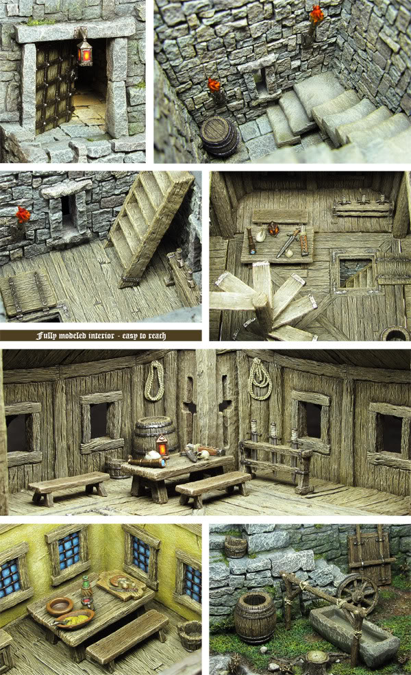 Tabletop Scenery - Page 13 Tower4-1