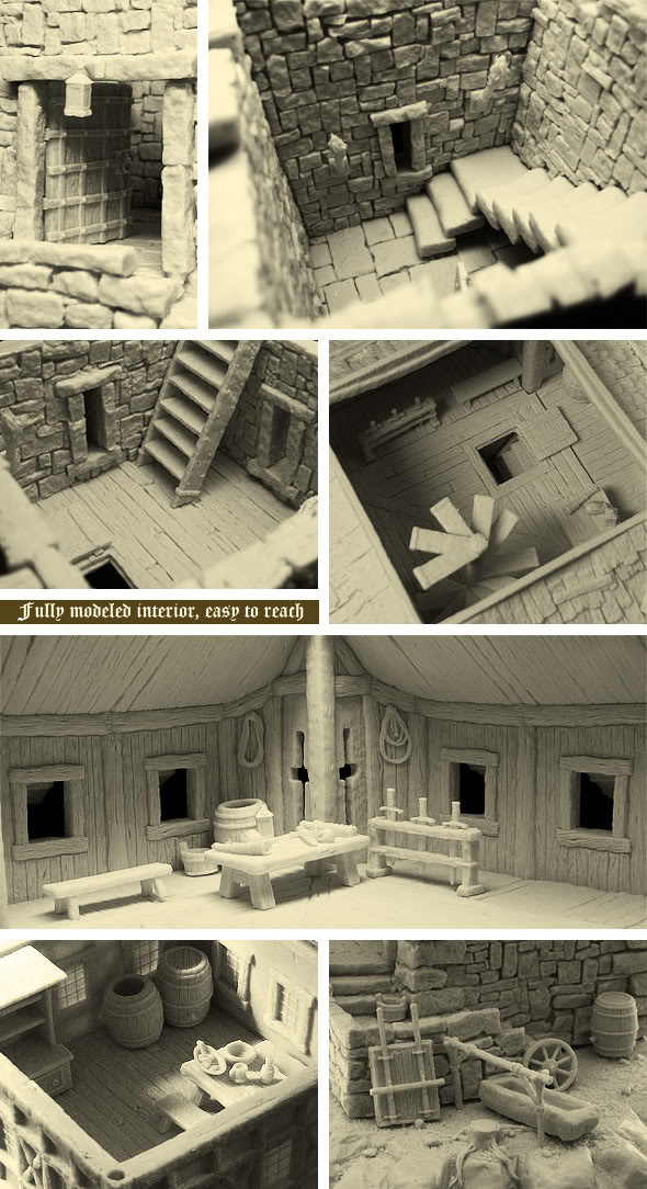 Tabletop Scenery - Page 11 Tower4