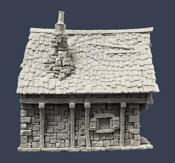 Tabletop Scenery - Page 16 TownH5