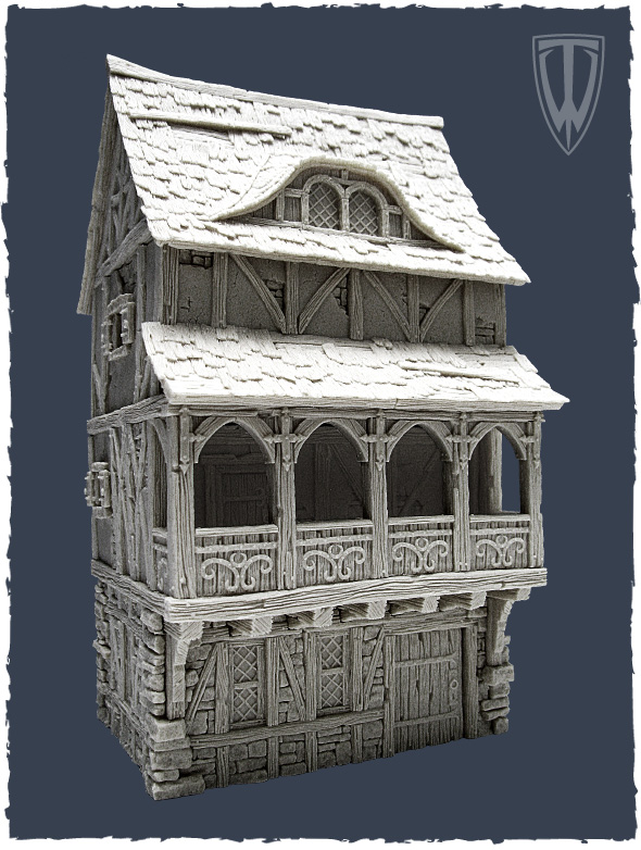 Tabletop Scenery - Page 19 TownHouseII_zpsfaf3a9bc