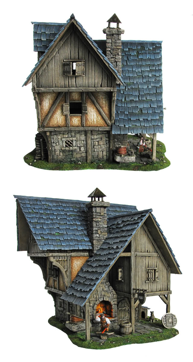 Tabletop Scenery - Page 3 Forge1