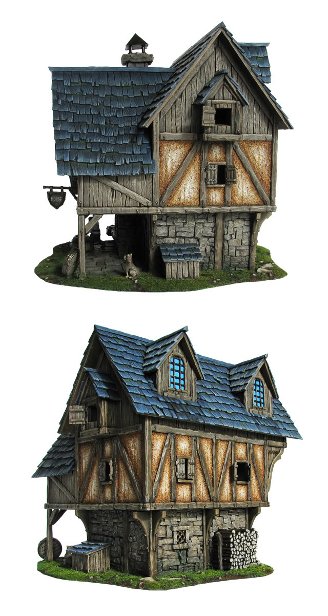 Tabletop Scenery - Page 3 Forge2