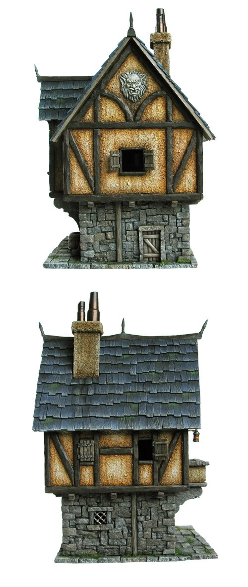 Tabletop Scenery - Page 5 NoblesTownHouse3