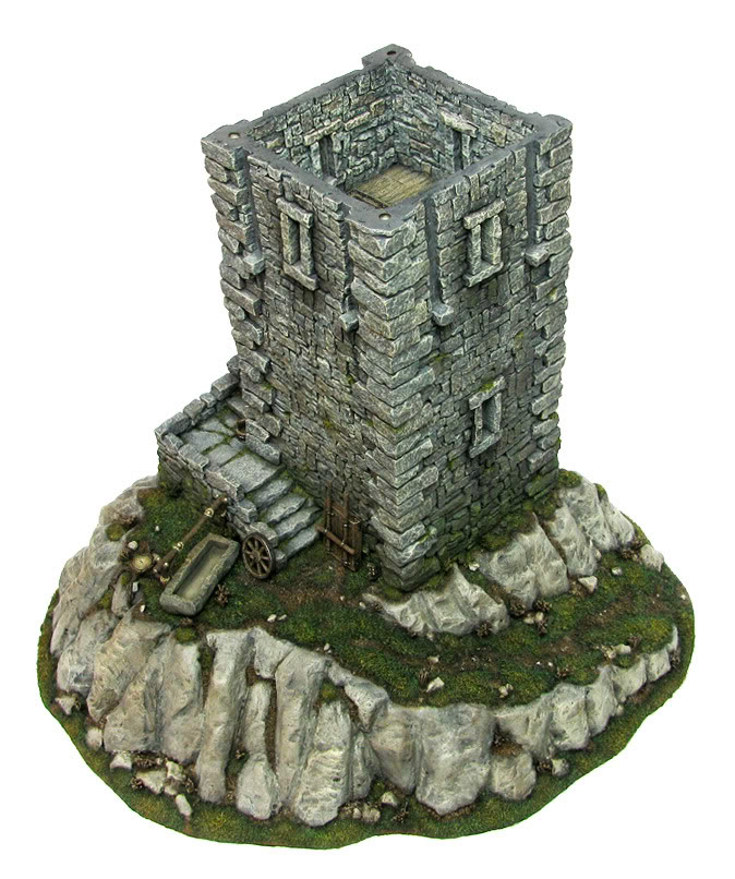 Tabletop Scenery - Page 12 Wip13
