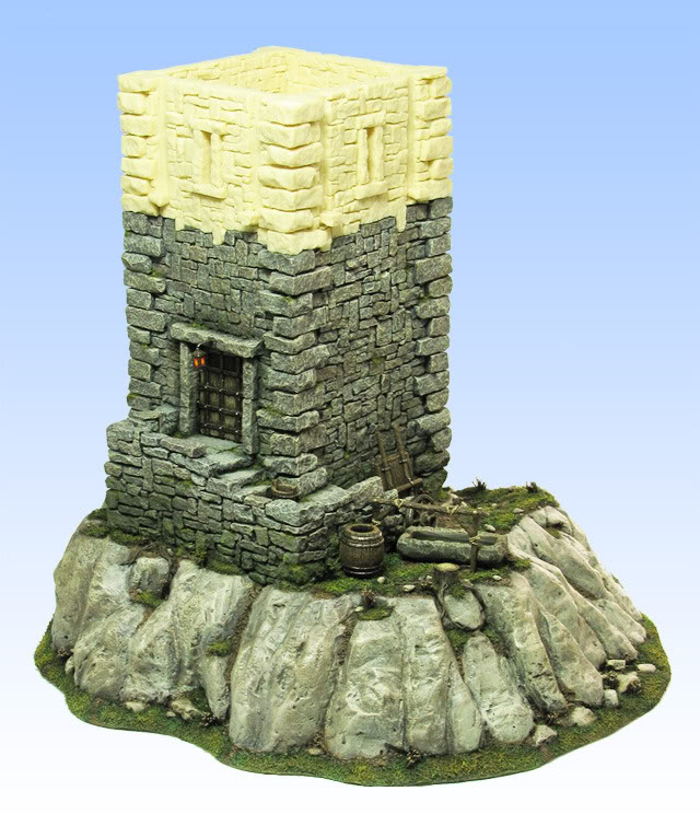 Tabletop Scenery - Page 12 Wip9