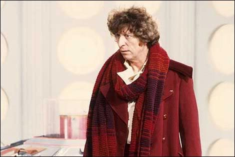 Happy Birthday, Tom Baker BurgundyScarfTom