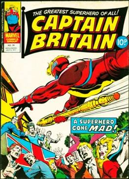 The Captain Britain Thread - Page 2 CB39