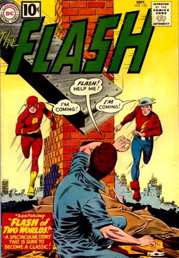 The DC Universe: a Rough Guide Flash123