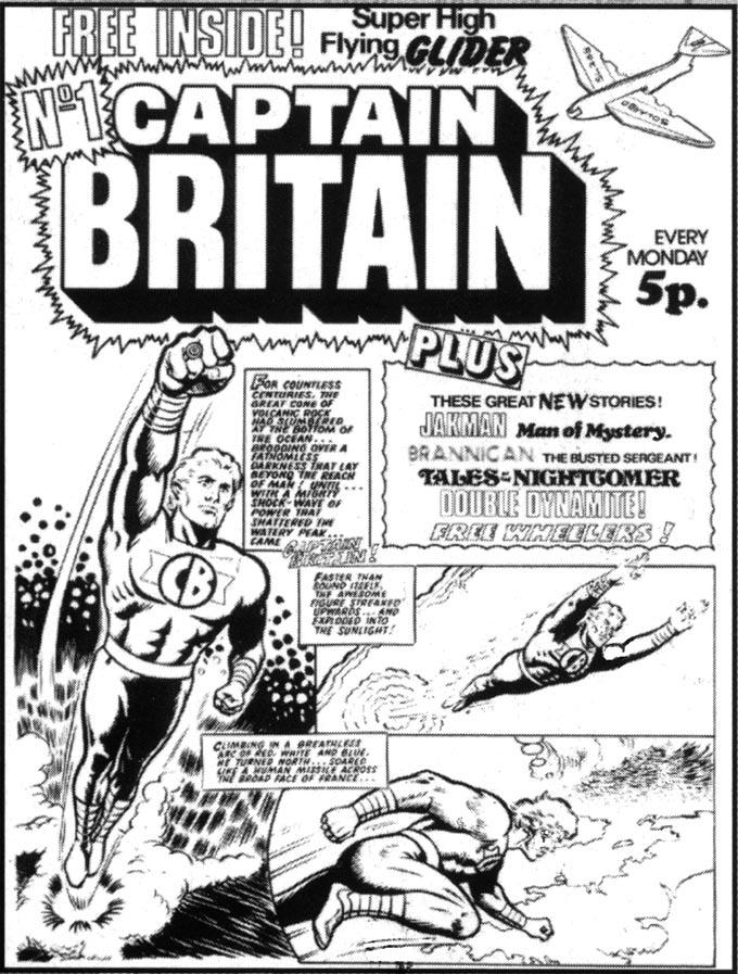 The Captain Britain Thread - Page 3 IPC_Captain_Britain