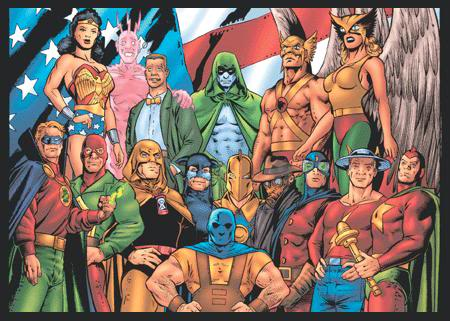 Justice Society of America: World's Greatest Heroes? Justice_Society_of_America_team_pic
