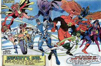 Justice Society of America: World's Greatest Heroes? LaGarro