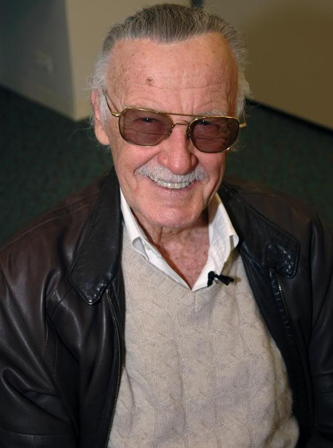 Happy 88th Birthday Stan Lee! Stantheman