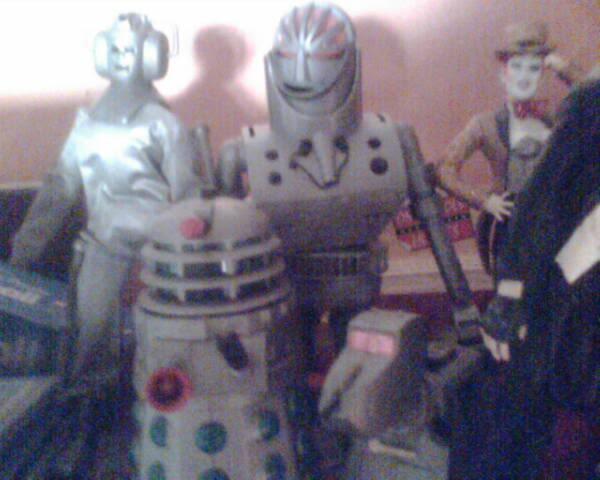 Classic Toys Whofigures