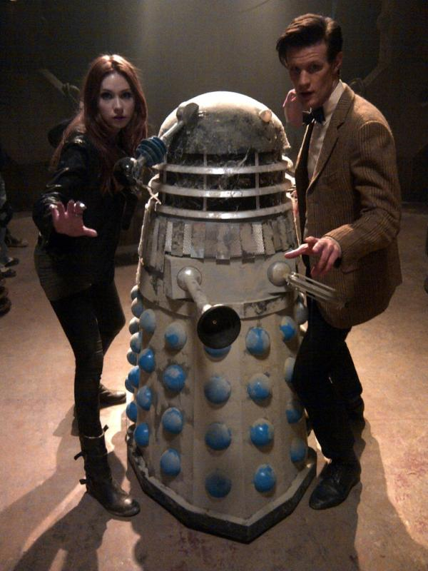 They're Back-and You Really Need to See This Photo! (Spoiler) Dalek