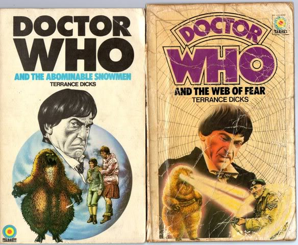Favourite Doctor Who Book Covers Img500