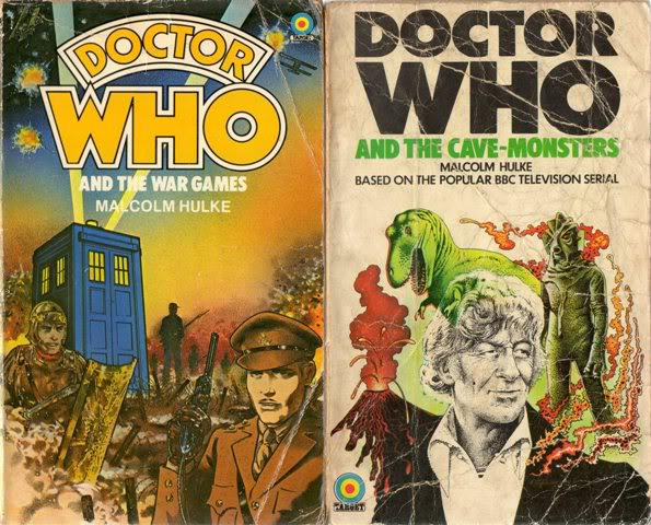 Favourite Doctor Who Book Covers Img502