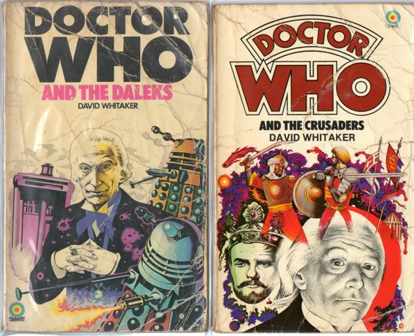Favourite Doctor Who Book Covers Img503