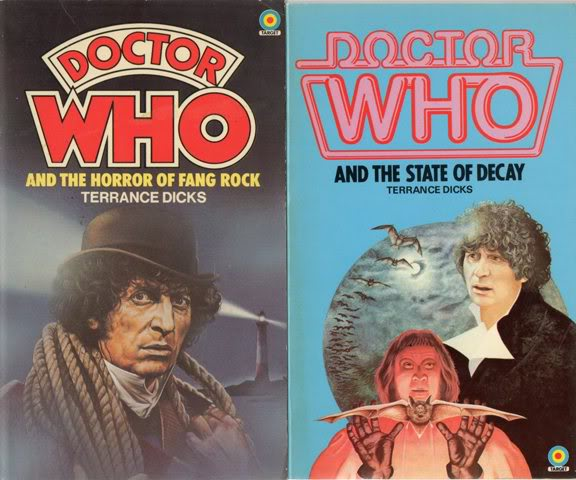 Favourite Doctor Who Book Covers Img507