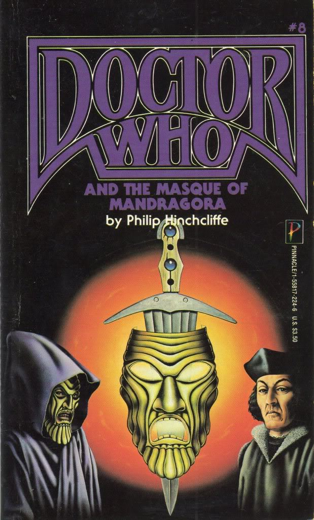 Favourite Doctor Who Book Covers Img508