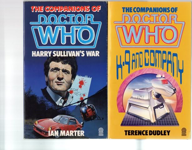 Favourite Doctor Who Book Covers Img510
