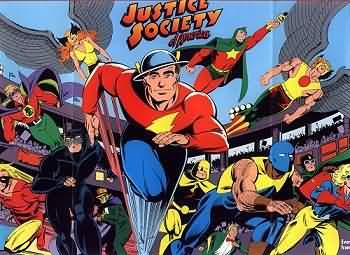 Justice Society of America: World's Greatest Heroes? - Page 2 Jsa90s
