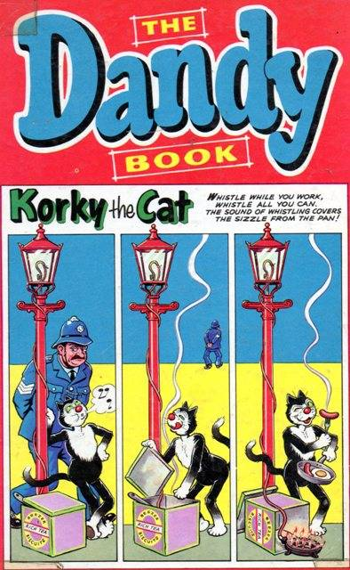 Farewell to the Dandy 1937-2012  Korky