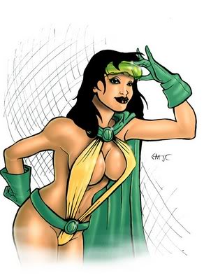 Favourite DC Comics Character (and Why) - Page 2 Phantomlady