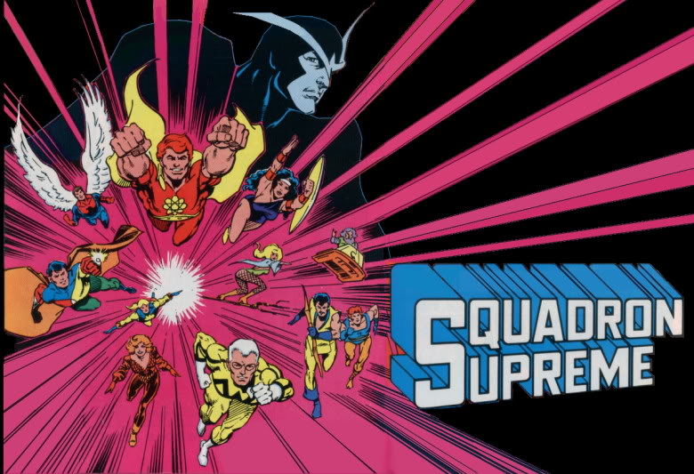 Unofficial Crossovers, Tributes and...well...Rip offs! Squadron-supreme_banner
