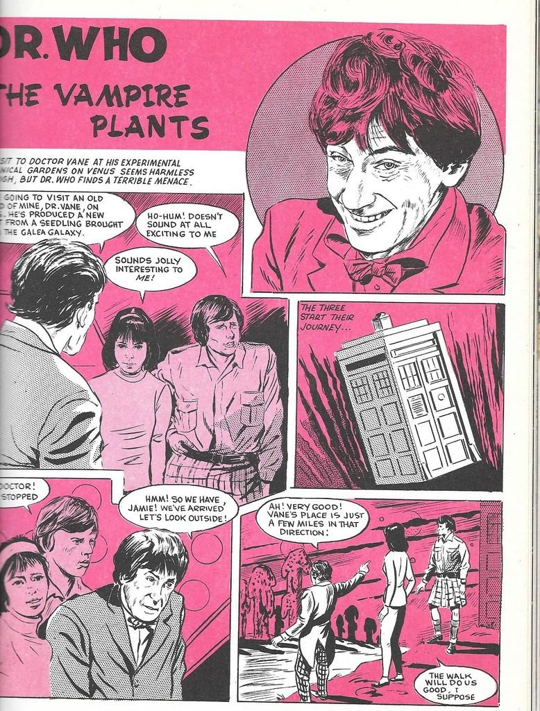 Classic Doctor Who Annual Stories Vampireplants_zpsfx4tmywz
