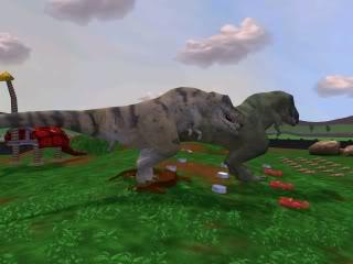 Dino rehibilitation Myrexes