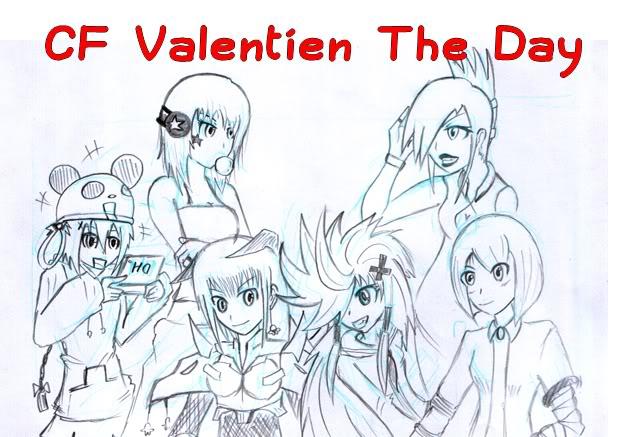 [CFนอกรอบ] Valentine The Day ริง เอ เบล(zilver0) vs ริคิ(ฺัBy~ne) [2/1] VrT01new