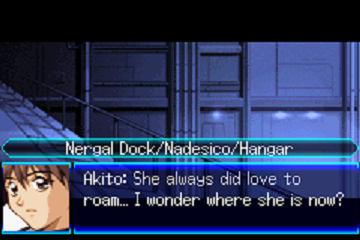 This fist of mine flies with a rocket-y power! Let's Play Super Robot Wars J Nadesico1